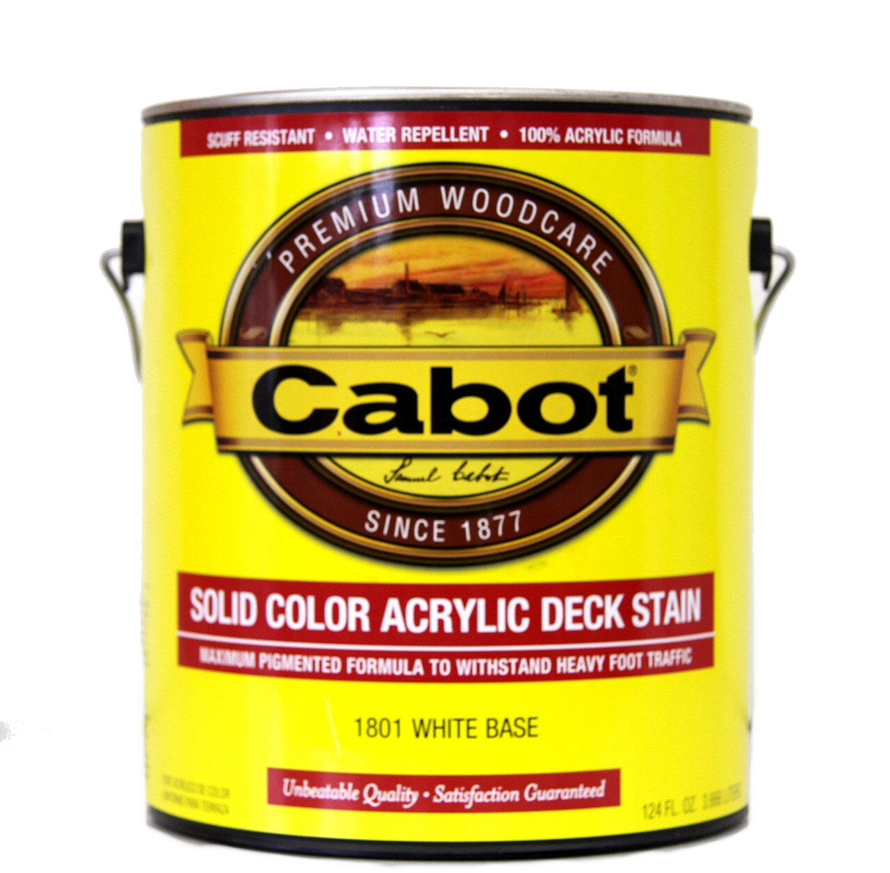 Cabot solid stain